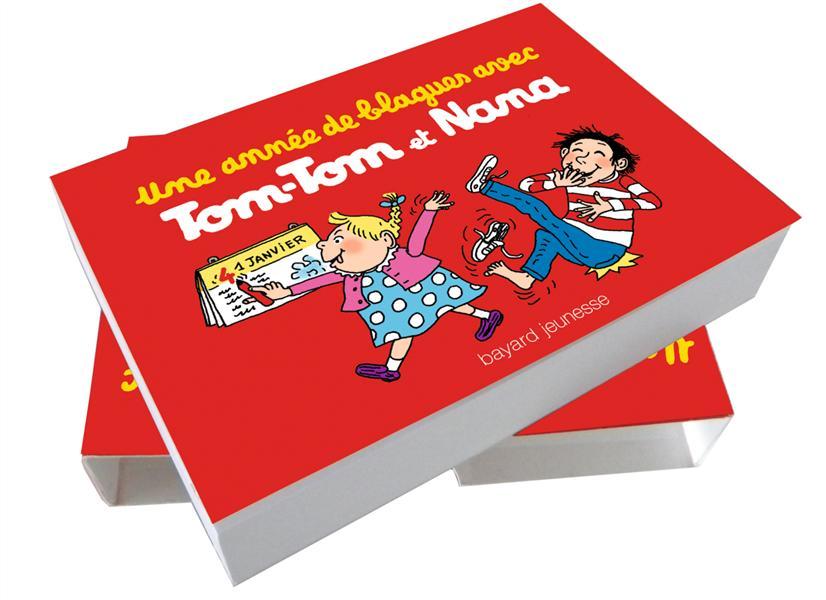UNE ANNEE DE BLAGUES AVEC TOM-TOM ET NANA