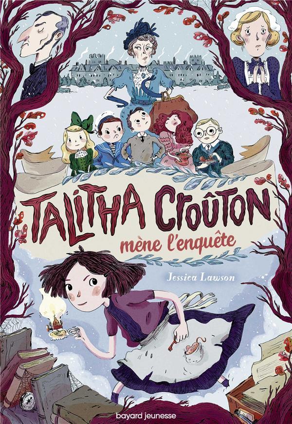 TALITHA CROUTON MENE L'ENQUETE