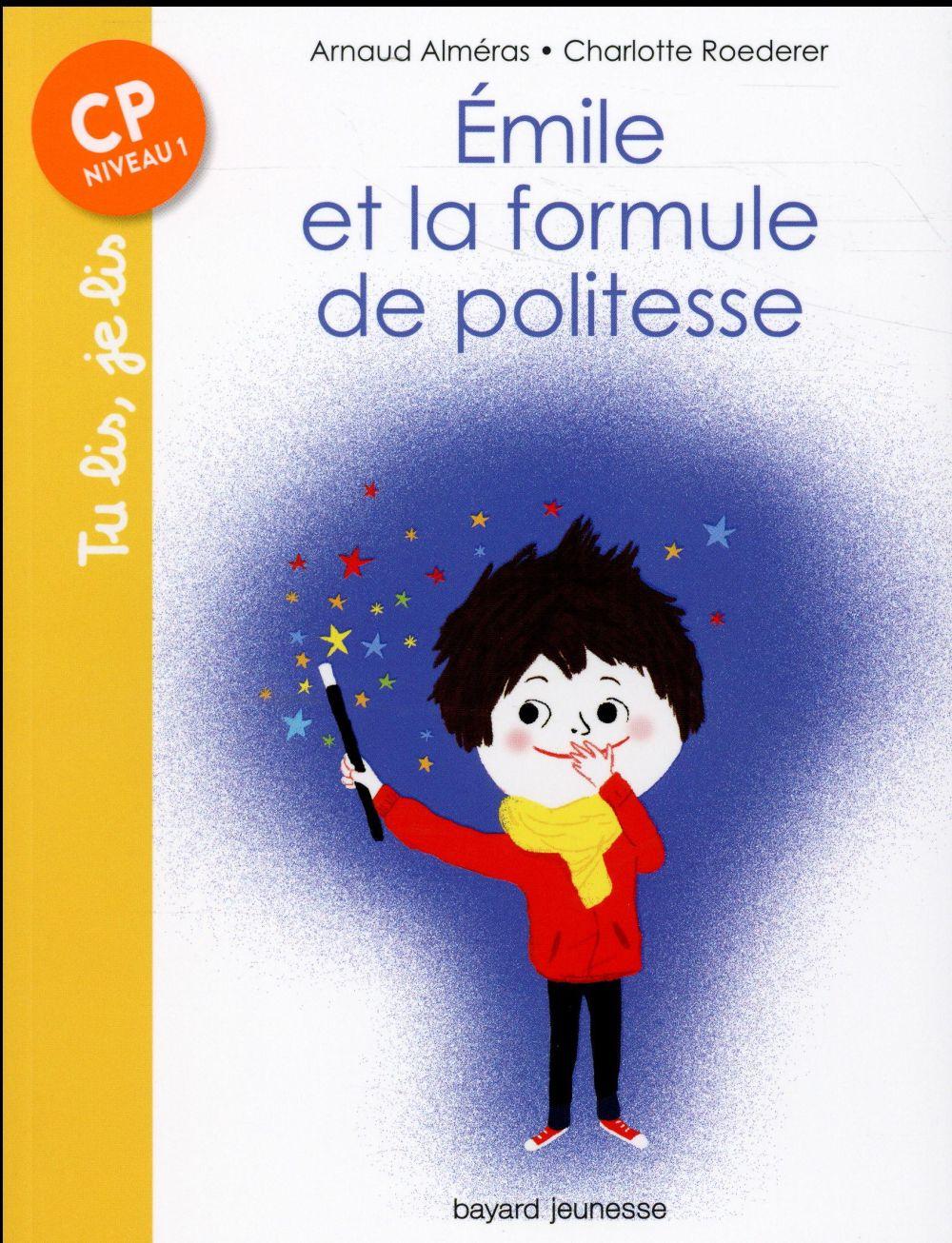 EMILE ET LA FORMULE DE POLITESSE