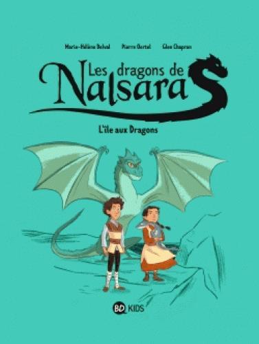 DRAGONS DE NALSARA, TOME 01
