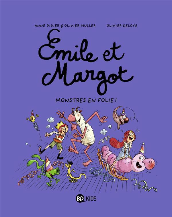 EMILE ET MARGOT, TOME 07