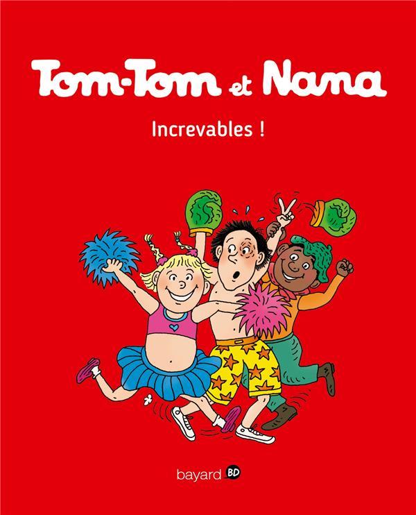 INCREVABLES ! TTNN T34 NE