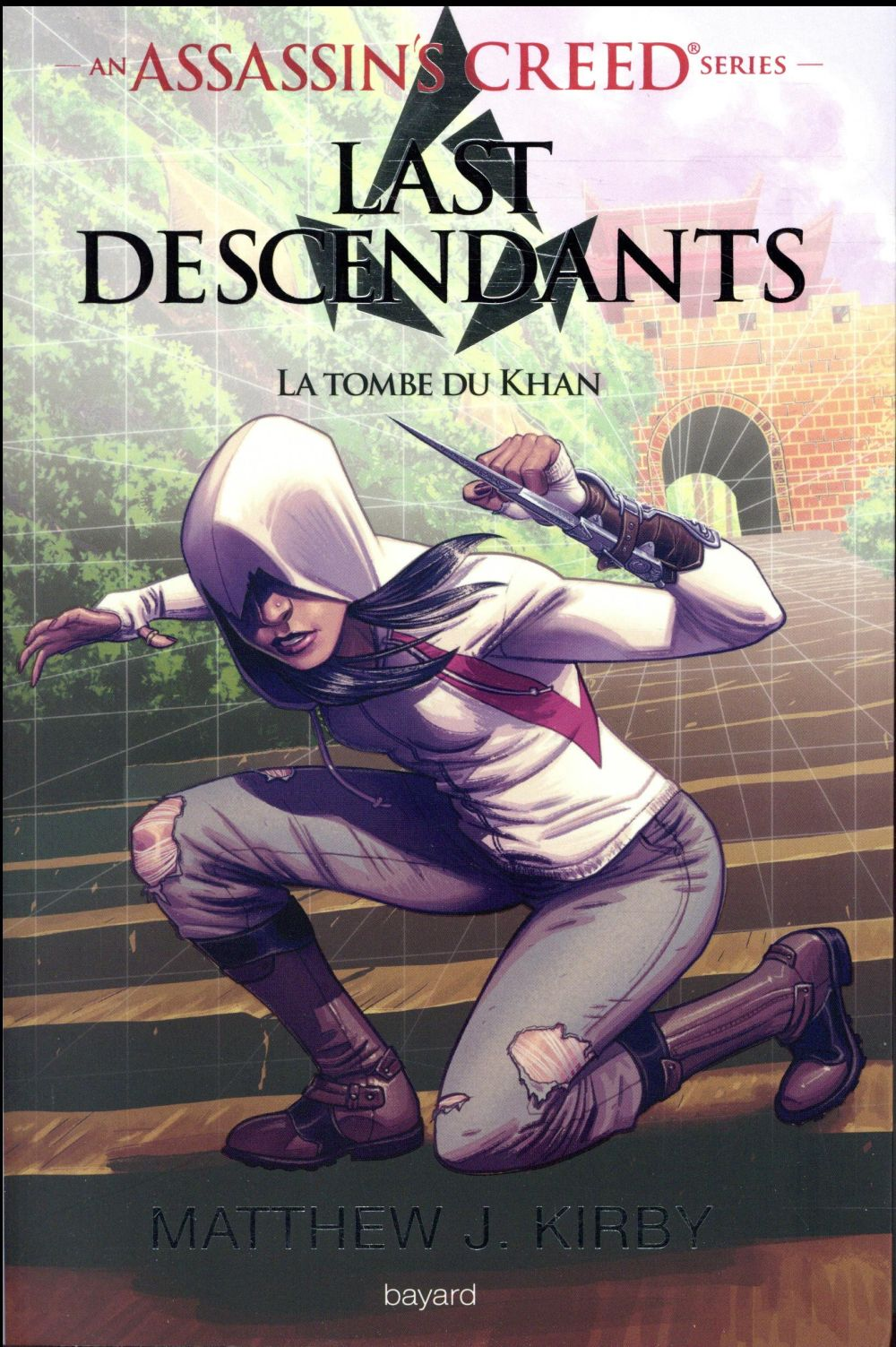 AN ASSASSIN'S CREED SERIES  LAST DESCENDANTS, TOME 02