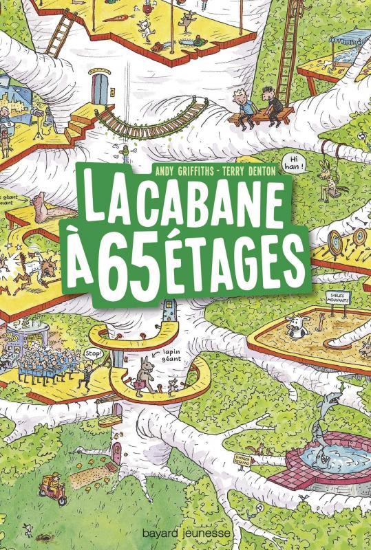 LA CABANE A 13 ETAGES, TOME 05