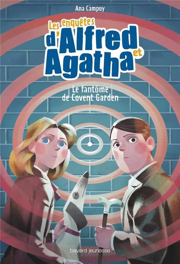 LES ENQUETES D'ALFRED ET AGATHA, TOME 06