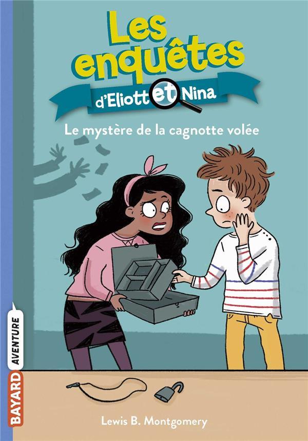 LES ENQUETES D'ELIOTT ET NINA, TOME 11