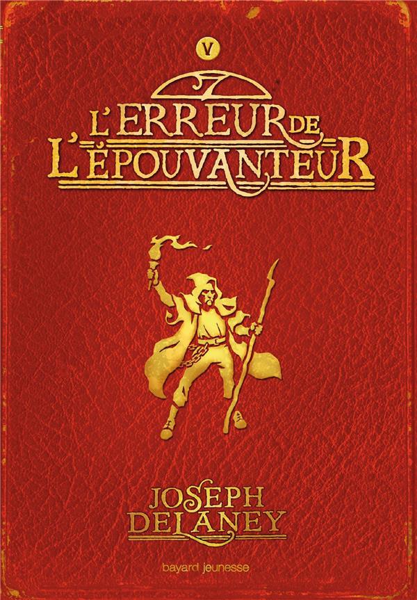 L'EPOUVANTEUR POCHE, TOME 05 - L'ERREUR DE L'EPOUVANTEUR
