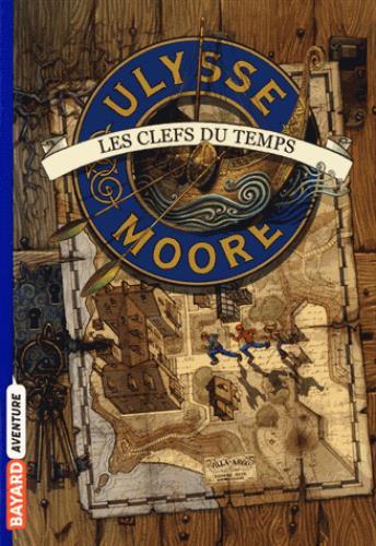 CLEFS DU TEMPS - ULYSSE MOORE - T.1 VERSION POCHE