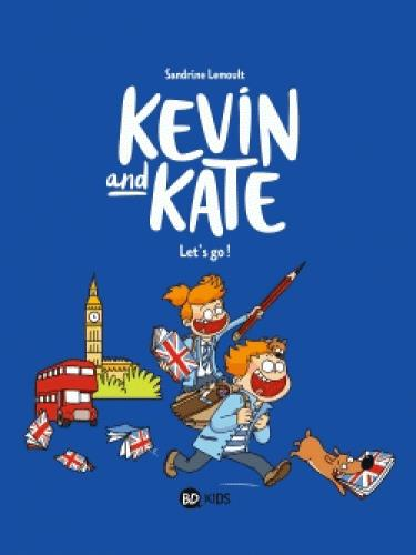KEVIN AND KATE, TOME 01