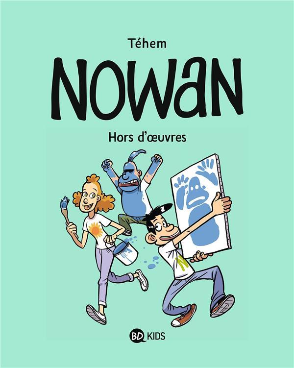 NOWAN, TOME 02