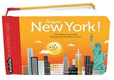 BONJOUR NEW YORK !