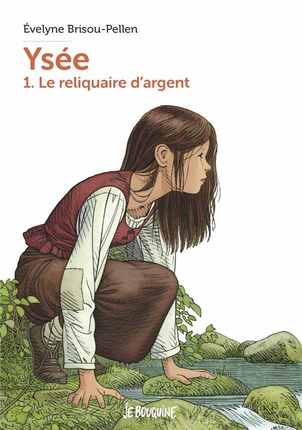 YSEE T1 - LE RELIQUAIRE D'ARGENT