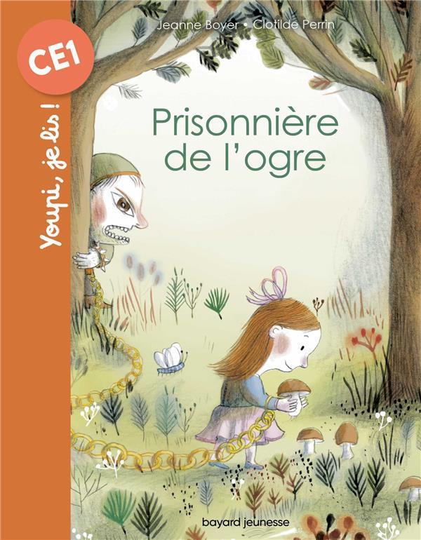 PRISONNIERE DE L'OGRE