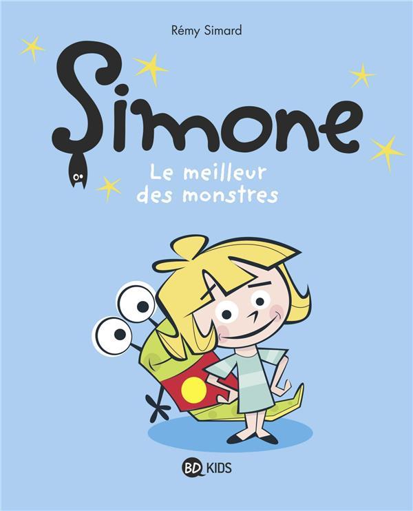 SIMONE , TOME 02 - LE MEILLEUR DES MONSTRES !