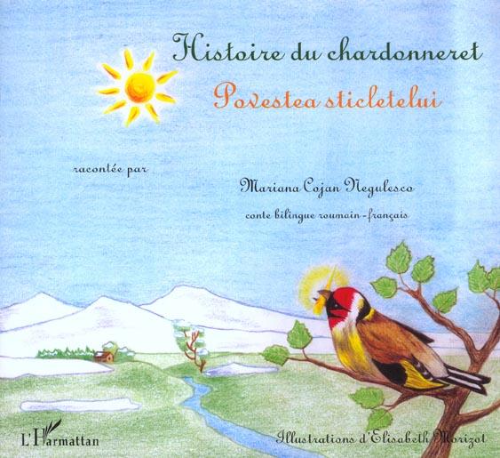 HISTOIRE DU CHARDONNERET  CONTE BILINGUE ROUMAIN-FRAN