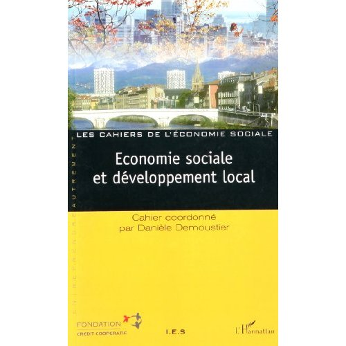 ECONOMIE SOCIALE ET DEVELOPPEMENT LOCAL