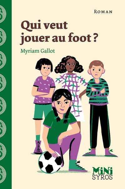 QUI VEUT JOUER AU FOOT ?