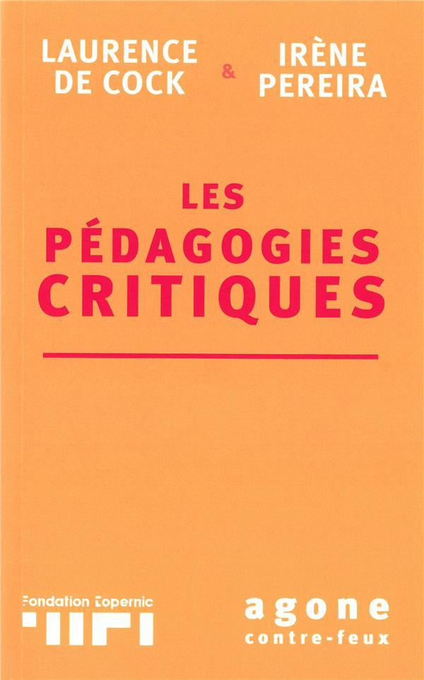 PEDAGOGIES CRITIQUES