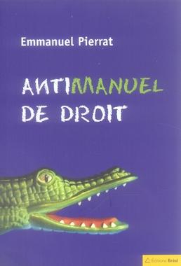 ANTIMANUEL DE DROIT