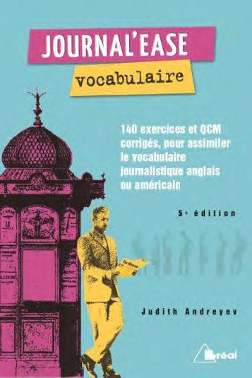 JOURNAL'EASE VOCABULAIRE