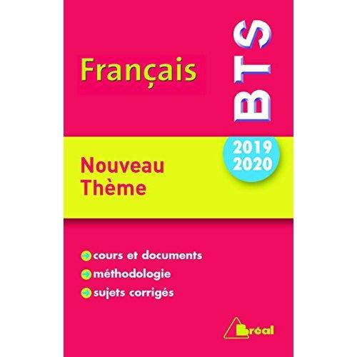 FRANCAIS BTS 2019-2020 SEULS AVEC TOUS