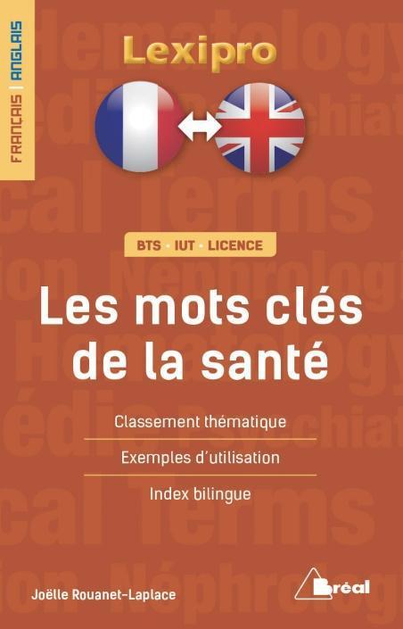 MOTS CLES DE LA SANTE (LES)