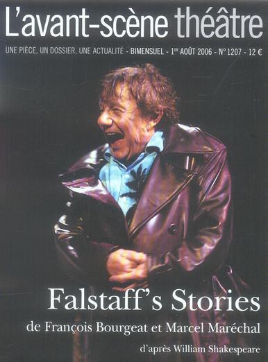 FALSTAFF OU LES FOLLES AVENTURES DE SIR JOHN FALSTAFF