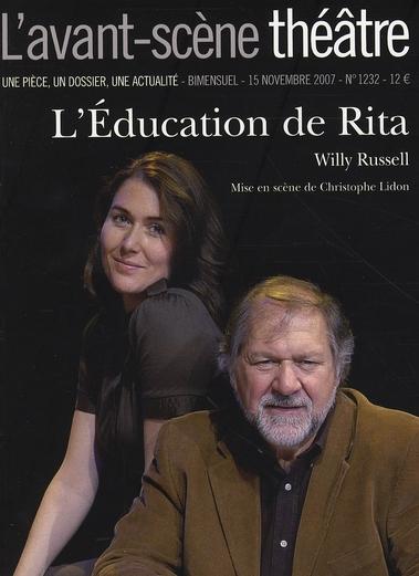EDUCATION DE RITA (L')