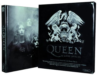 QUEEN LE LIVRE OFFICIEL