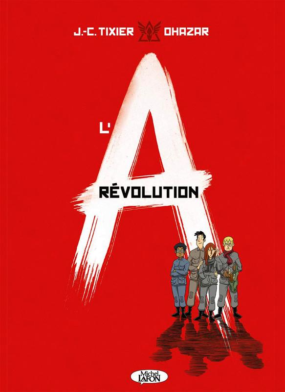 L A REVOLUTION