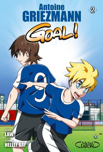 GOAL ! - TOME 2 (MANGA) - VOL02