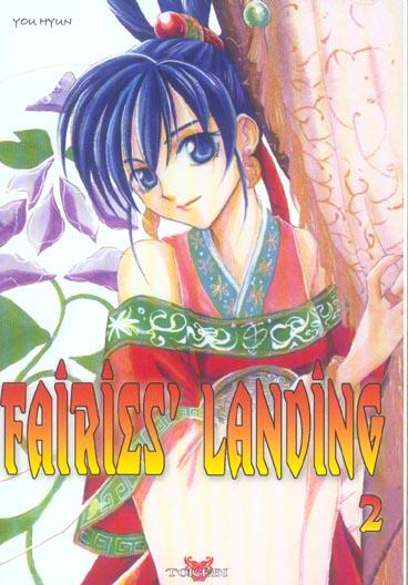 FAIRIES LANDING T02