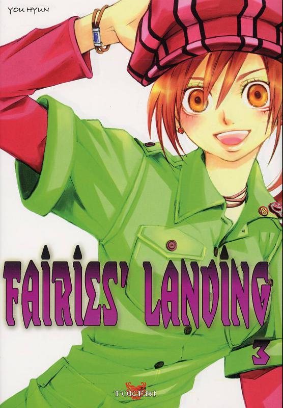 FAIRIES LANDING T03