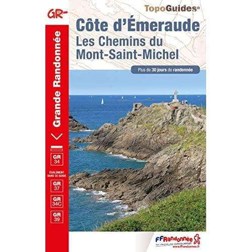 COTE D'EMERAUDE, LES CHEMINS DU MONT-SAINT-MICHEL - REF 345