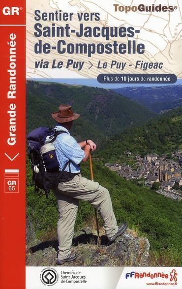 SAINT JACQUES LE PUY FIGEAC 2014 -43-48-12-46- GR - 651