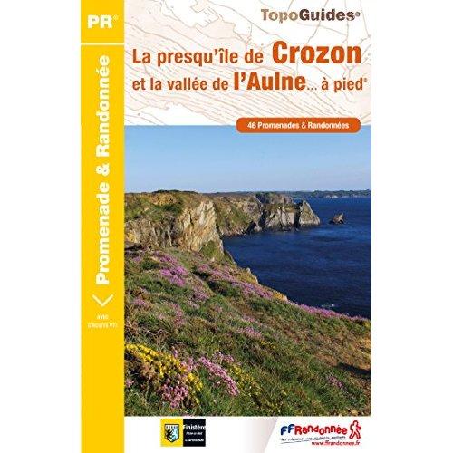 LA PRESQU'ILE DE CROZON ET SES ENVIRONS... A PIED - P293