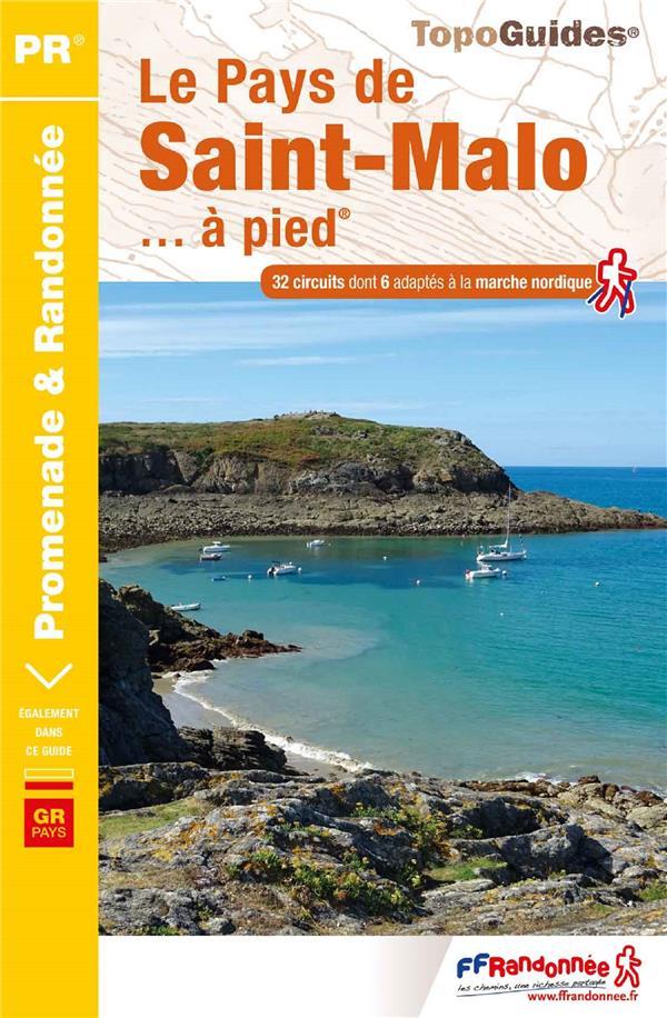 LE PAYS DE SAINT-MALO A PIED - REF. P351