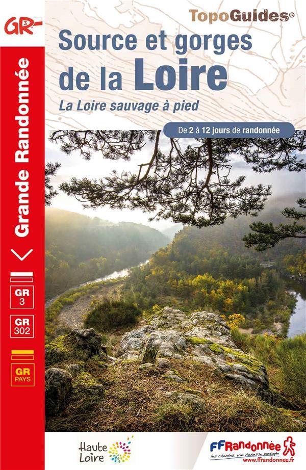SOURCE ET GORGES DE LA LOIRE - REF 3000