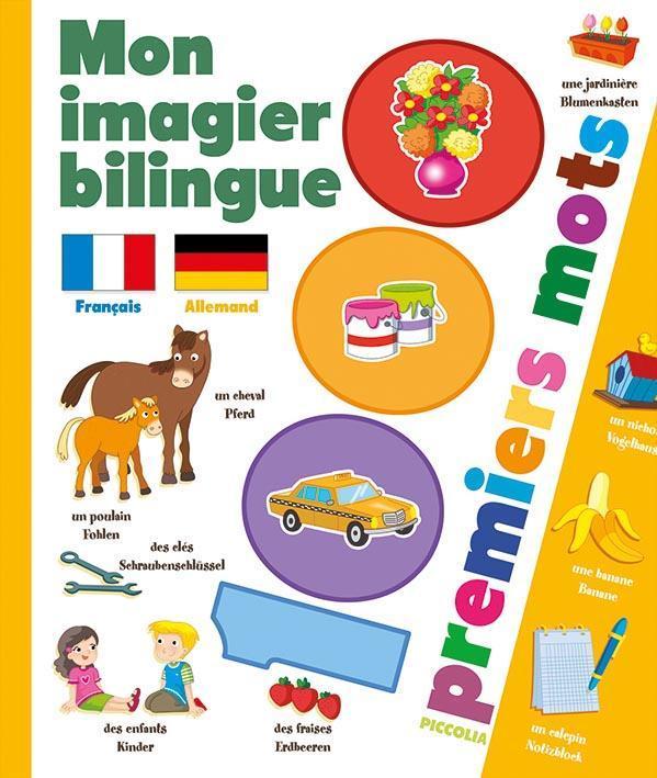 IMAGIER BILINGUE/1000 MOTS FRANCAIS ALLEMAND