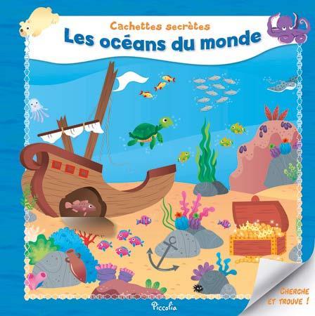 CACHETTES SECRETES/OCEANS DU MONDE