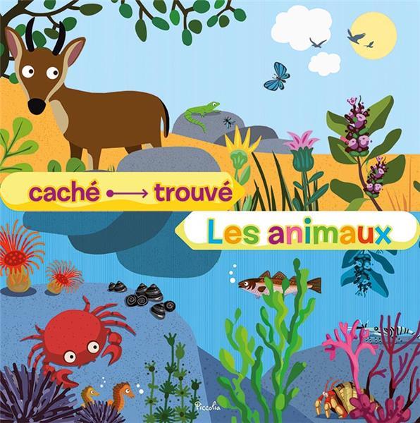 CACHE TROUVE/LES ANIMAUX