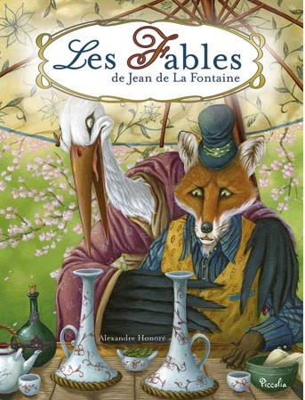 LES FABLES DE LAFONTAINE NEW FORMAT
