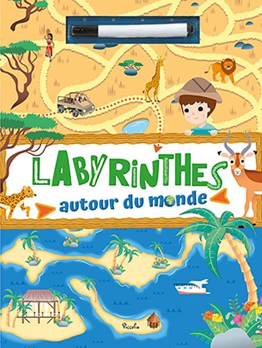 LABYRINTHES AUTOUR DU MONDE