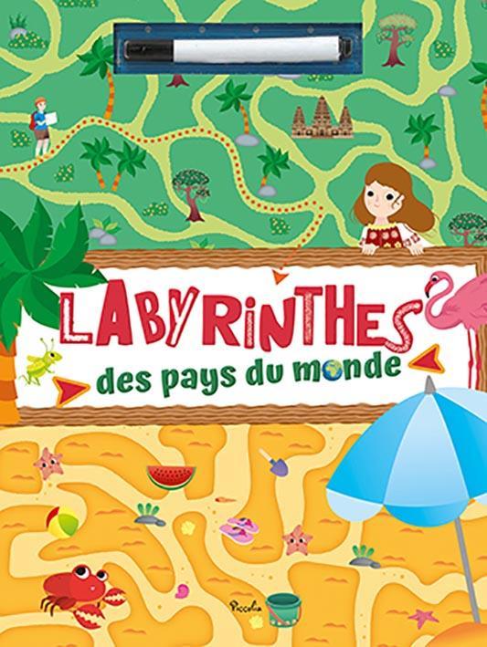 LABYRINTHES DES PAYS DU MONDE
