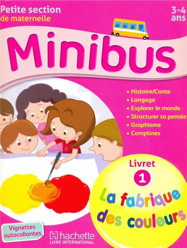 MINIBUS PETITE SECTION 3-4 ANS