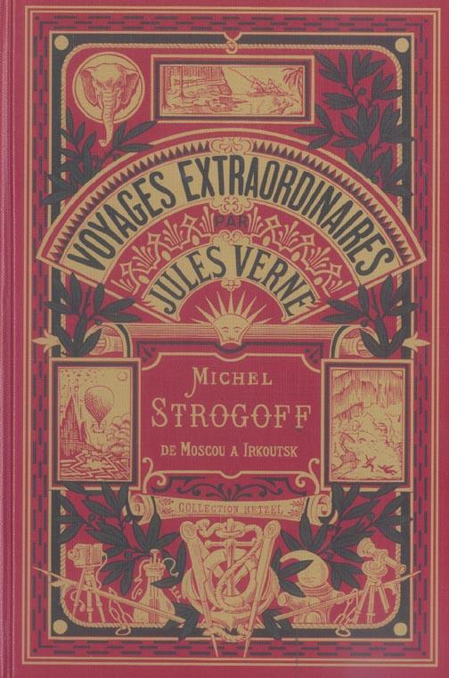 VOYAGES EXTRAORDINAIRES : MICHEL STROGOFF TOME 2