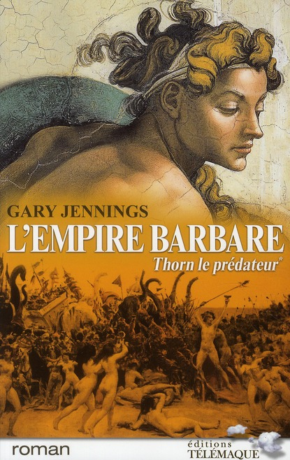 L EMPIRE BARBARE T1