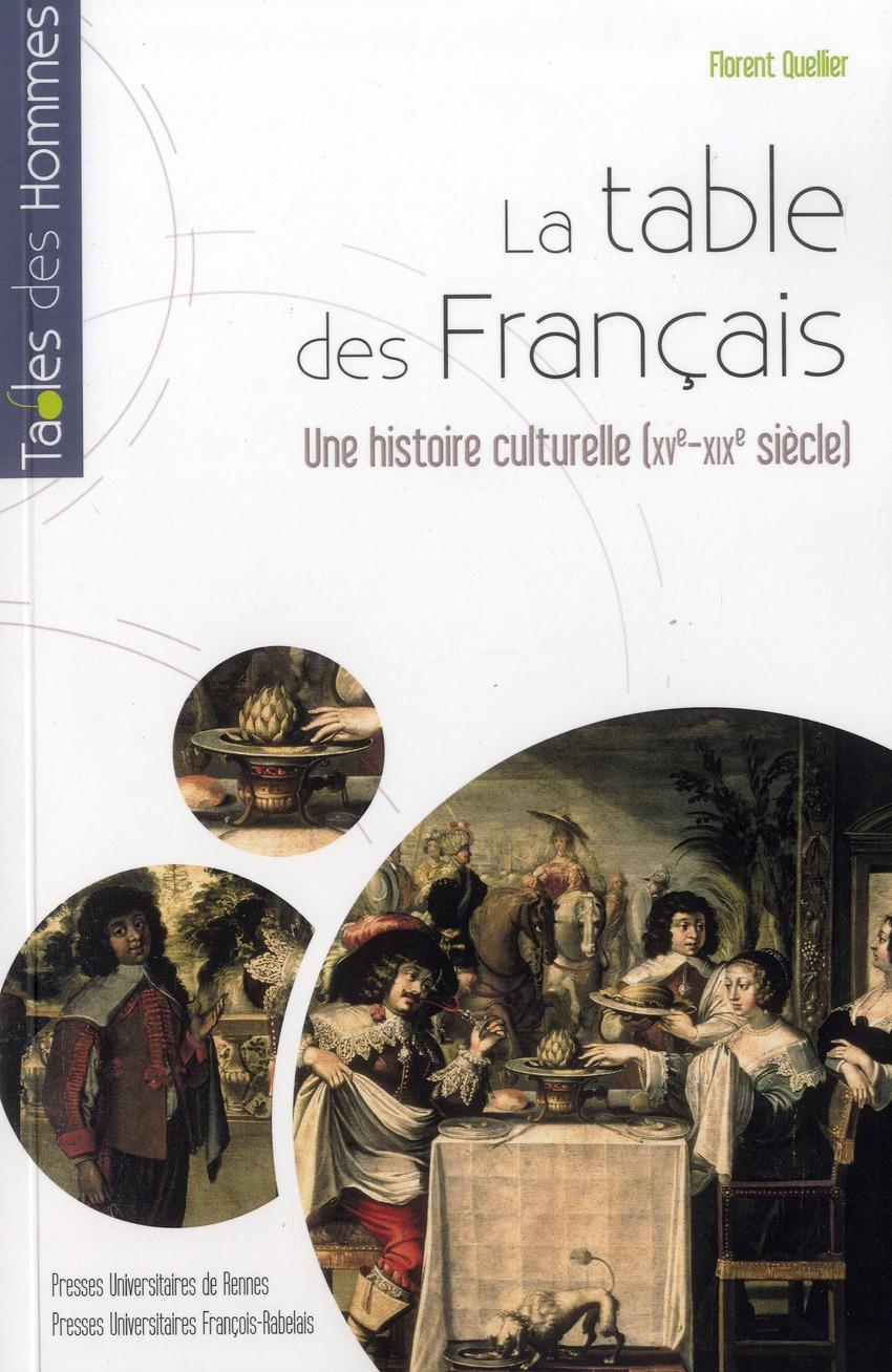 TABLE DES FRANCAIS