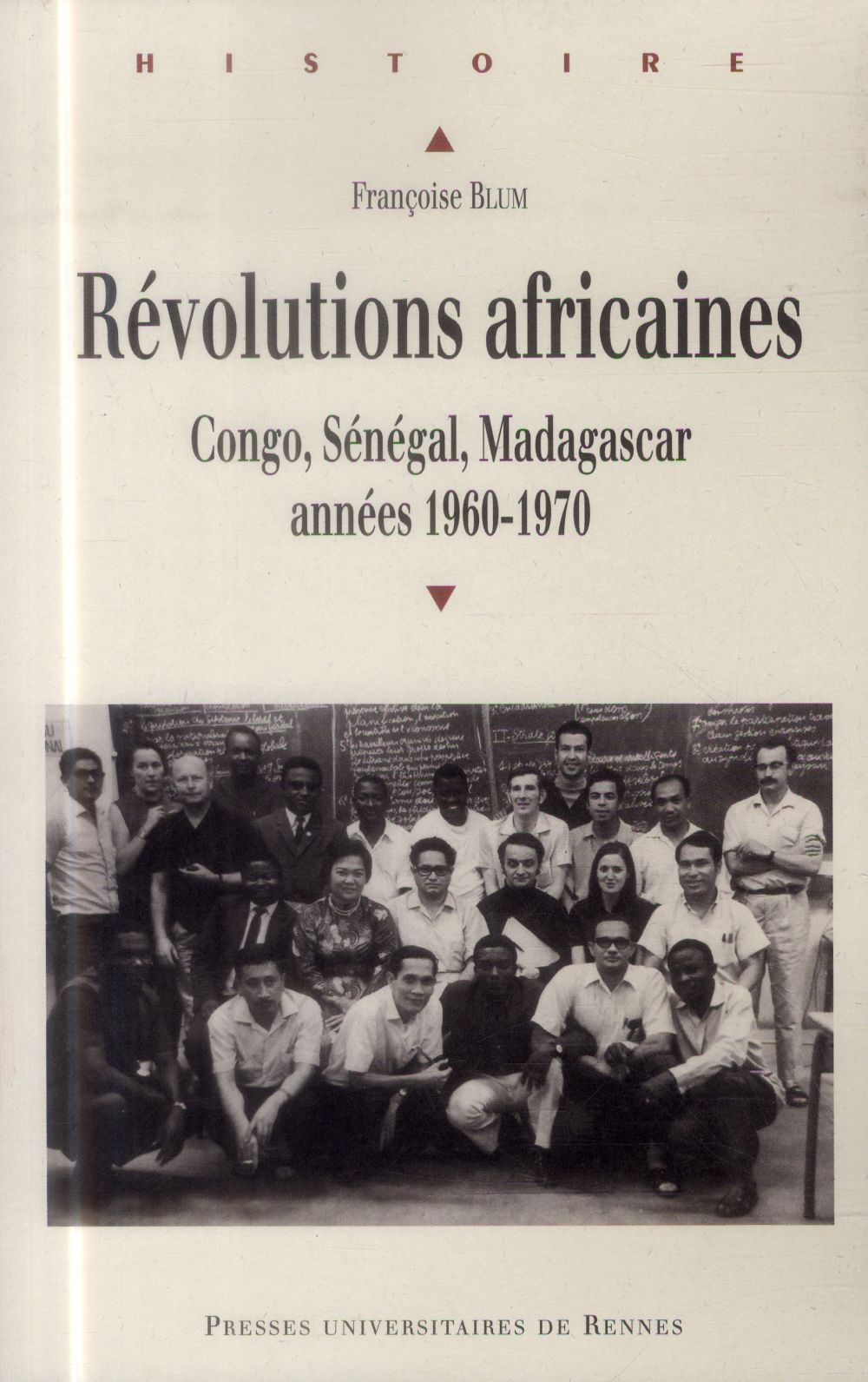 REVOLUTIONS AFRICAINES