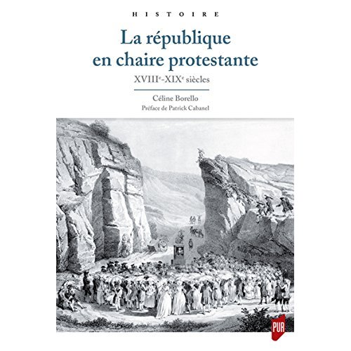 LA REPUBLIQUE EN CHAIRE PROTESTANTE